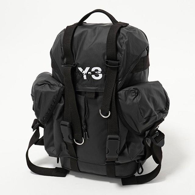 Y-3 ワイスリー adidas アディダス YOHJI YAMAMOTO DY0513 XS UTILITY バックパック リュック ナイロン バッグ BLACK メンズ