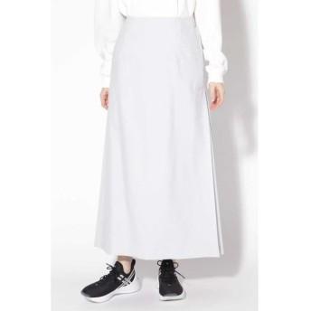 ROSE BUD / ローズ バッド サイドタックプリーツスカート