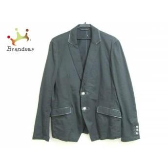 ハイダウェイニコル HIDEAWAYS NICOLE ジャケット サイズ50 メンズ 美品 黒 春・秋物 スペシャル特価 20190803