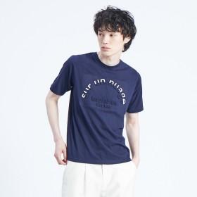 [マルイ] 【展開店舗限定】FLENCHE LOGO エンボス半袖Tシャツ/アバハウス(ABAHOUSE)