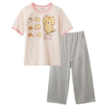 【ころころコロニャ】半袖パジャマ(女の子 子供服 ジュニア服) キッズパジャマ