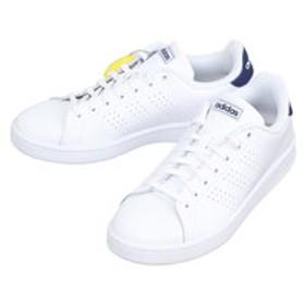 【THE SUIT COMPANY:シューズ】【adidas】ADVANCOURT LEA Uスニーカー