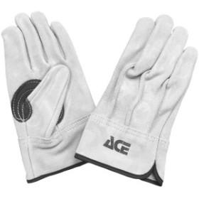 牛床革カワテ外縫い Lサイズ AG4601