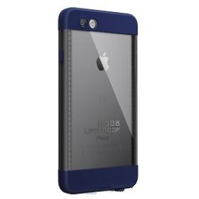 トーン ガラス液晶保護フィルム LIFEPROOF nuud iPhone6 LPNUUDG6NDB Night Dive Blue