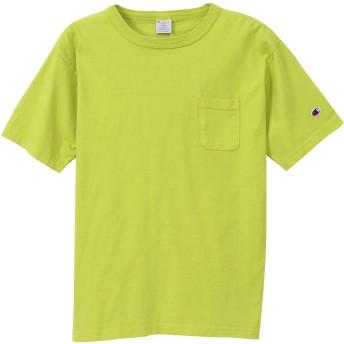 T1011(ティーテンイレブン) ポケット付き US Tシャツ 19SS MADE IN USA チャンピオン(C5-P305)【5400円以上購入で送料無料】