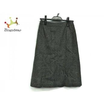 ジユウク 自由区/jiyuku スカート サイズ36 S レディース 美品 ダークグレー スペシャル特価 20190815