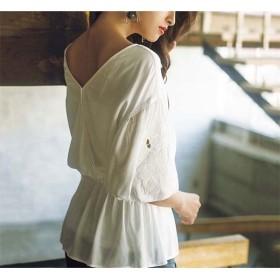[マルイ]【セール】袖刺しゅう前後着れる2WAYチュニック/ジーラ バイ リュリュ(ファッション)