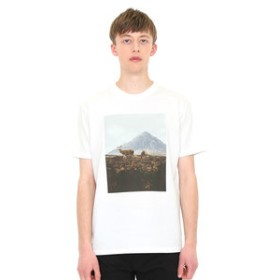 【グラニフ:トップス】グラニフ Tシャツ メンズ レディース 半袖 ザガーディアンズオブザグレン(ダニエルアルフォード)