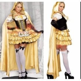 白雪姫 ひらゆきひめ ワンピース ハロウィン 仮装 グッズ コスプレ衣装 イベント 祭り ダンス レデイース