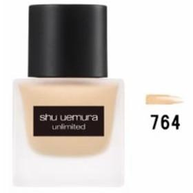 シュウ ウエムラ アンリミテッド ラスティング フルイド 764 ファンデーション SPF24・PA+++ 35ml [ shuuemura ] - 定形外送料無料 -