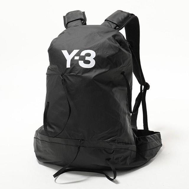 Y-3 ワイスリー adidas アディダス YOHJI YAMAMOTO DY0538 BUNGEE BP バックパック リュック ナイロン バッグ BLACK メンズ