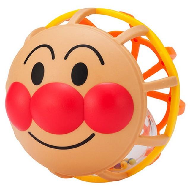 しゃかしゃか顔ボール アンパンマン おもちゃ おもちゃ・遊具・三輪車 ベビートイ (236)