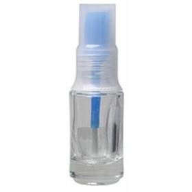 NF カラーキャップ空ボトル ブルー 7ml 【ポリッシュ/詰替/収納/ネイルサロン備品/ネイル用品/マニキュアボトル/エンプティーボトル】