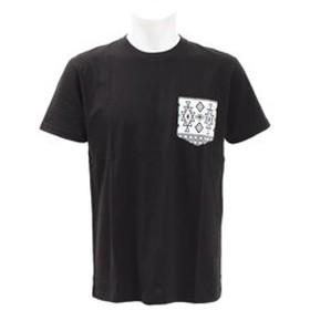 【Super Sports XEBIO & mall店:トップス】柄ポケットTシャツ 871PA9BGI6338BLXWH