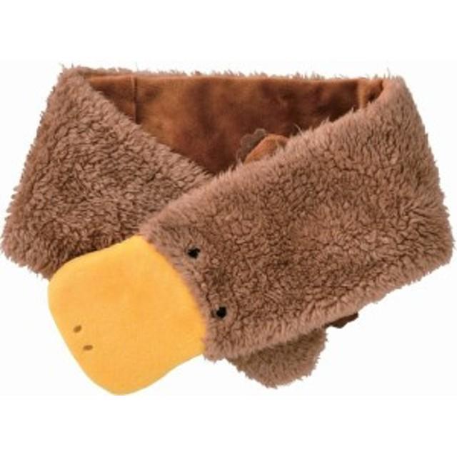 レンジで ネックウォーマー 保温剤付き インテリアカンパニー カモノハシ ネックピロー 首枕