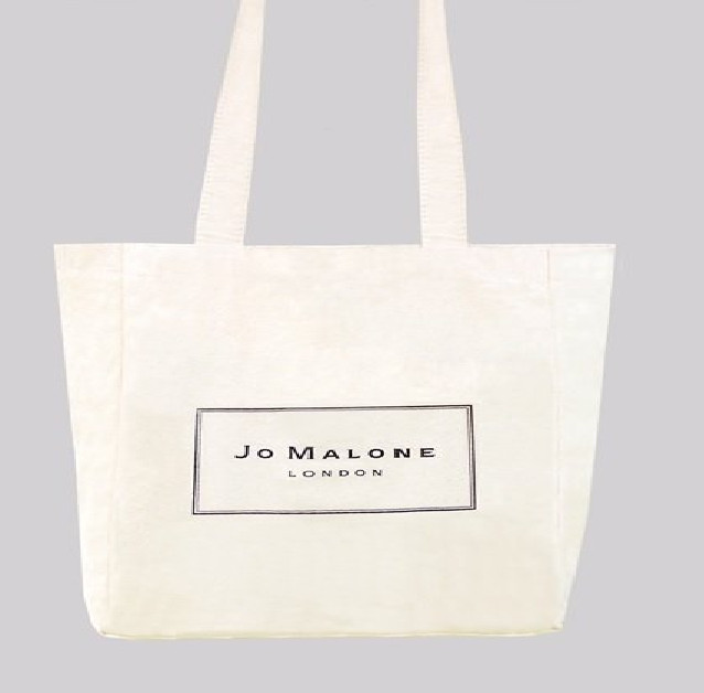 JO MALONE-London經典LOGO托特包(專櫃正品)