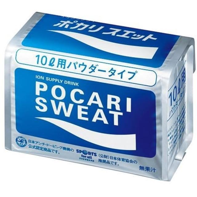 (まとめ)大塚製薬 ポカリスエット10L用粉末 740g×10袋〔×5セット〕【配達日時指定不可】