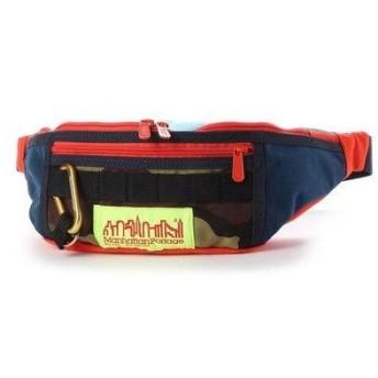 マンハッタンポーテージ Manhattan Portage Coney Island Allycat Waist Bag (MULTI)