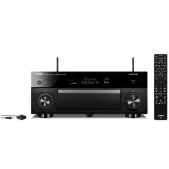 ヤマハ YAMAHA AVアンプ [ハイレゾ対応 /Bluetooth対応 /Wi-Fi対応 /ワイドFM対応] RX-A1080B ブラック