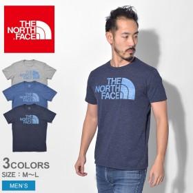 THE NORTH FACE ザノースフェイス Tシャツ サマー ロゴ TEE NT31972 メンズ