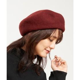 interstaple / インターステイプル ウール ベレー帽