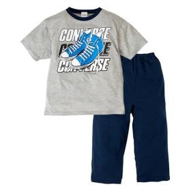 【コンバース】半袖パジャマ(男の子 子供服 ジュニア服) キッズパジャマ