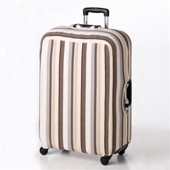 ぴったりフィットインテリア小物 ■カラー:ベージュ系 ■サイズ:スーツケース用