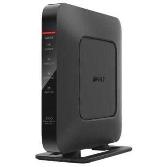 バッファロー WSR-2533DHPL-C 11ac 4×4 無線LANルーター