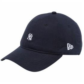 ニューエラ(NEWERA) メンズ キャップ 9THIRTY クロスストラップ タイプライター ニューヨーク・ヤンキース ピュアブラック 11901270 帽子 日よけ アクセサリー