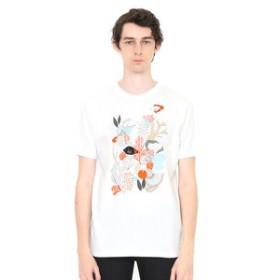 【グラニフ:トップス】グラニフ Tシャツ メンズ レディース 半袖 ランドスケープオブコーラルリーフ