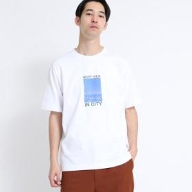 [マルイ]【セール】NIGHT VIEW フォトグラフィックTシャツ/ティーケー タケオキクチ(tk. TAKEO KIKUCHI)