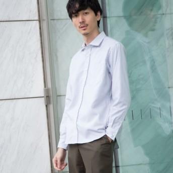 [マルイ] [大きいサイズ]シルキーシアサッカーシャツ[ メンズ シャツ ]/タケオキクチ(TAKEO KIKUCHI)