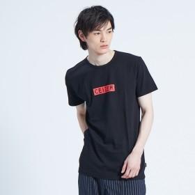[マルイ]【セール】【CEIZER】METRO ロゴプリントTシャツ/アバハウス(ABAHOUSE)