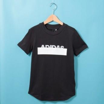 [マルイ] 【110-160cm】adidas ラインロゴTシャツ(一部店舗・WEB限定)/ハッシュアッシュ(キッズ)(HusHusH Kids)