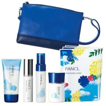 数量限定FANCL(ファンケル) パーフェクト ホワイトニング キット ギフトバッグショップ紙袋付き