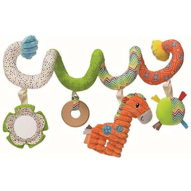 ベビーカースパイラル アクティビティトイ おもちゃ おもちゃ・遊具・三輪車 ベビートイ (228)