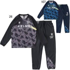 ケルメ サッカー トライアルコート ピステ 上下セット ピステスーツ 上下 KELME KC19S125