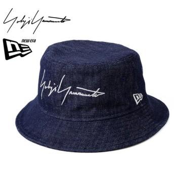 ヨウジヤマモト ニューエラ ハット 帽子 ロゴ アウトドアハット メンズ レディース 夏 ブランド SS19