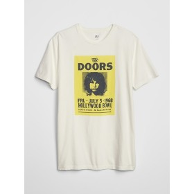 Gap グラフィック クルーネックTシャツ