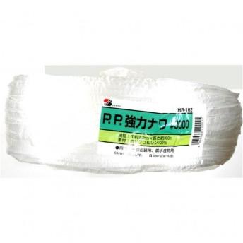 三友産業 PP強力ナワ #2000 巾:300mm長さ:300m HR-102 1個