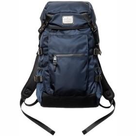 マキャベリック(MAKAVELIC) シューペオリティ フェルテ バックパック ダークネイビー/ブラック 3107 10121 鞄 バッグ リュックサック デイパック カジュアル