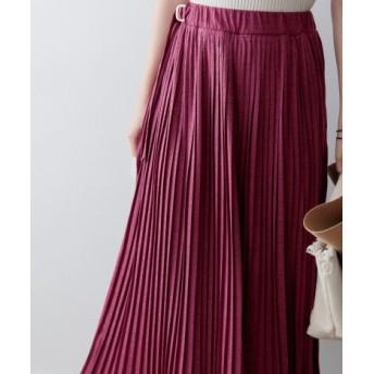 URBAN RESEARCH(アーバンリサーチ) スカート スカート カットプリーツマキシスカート