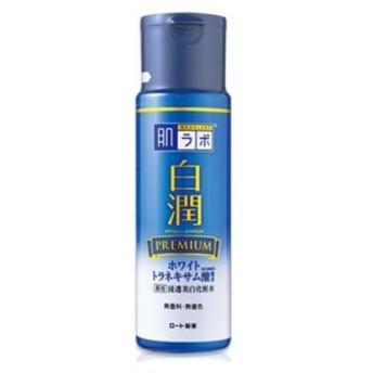 肌研(ハダラボ) 白潤プレミアム 薬用浸透美白化粧水 170mL (医薬部外品) / ロート製薬 肌研白潤