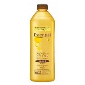 エッセンシャル スピーディーケアミスト ブーケの香り 詰替用 340mL / 花王 エッセンシャル