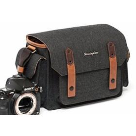 ミラーレス Herringboneパパスポケットシーズン3 DSLR ヘリンボーンカメラバック 高級感 ディジ カメラバック