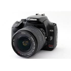 Canon EOS Kiss Digital X レンズキット★極上美品★一眼レフ初心者オススメのセット![jkh]