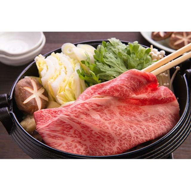 □【和牛日本一】5等級 鹿児島黒牛 すきやき用食べ比べセット