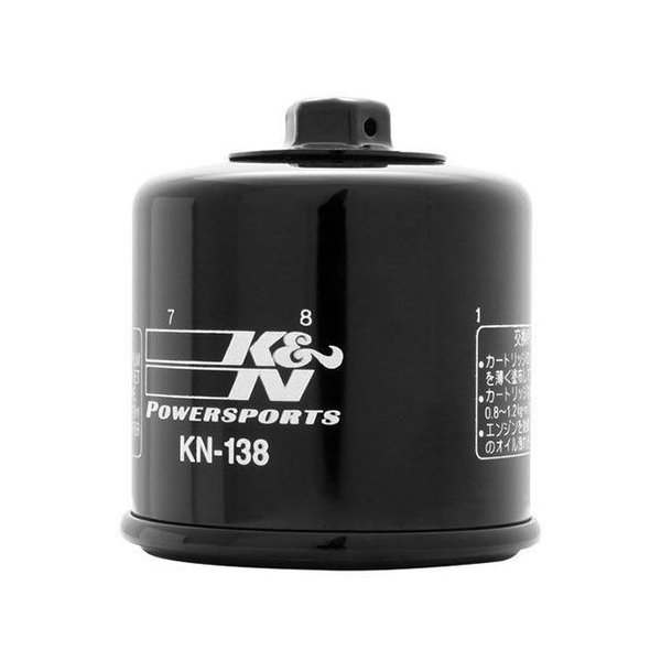 Filtre à huile k/&n kn204