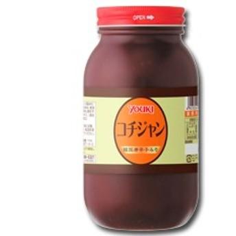 【送料無料】ユウキ食品 コチジャン1kg×1ケース(全12本)