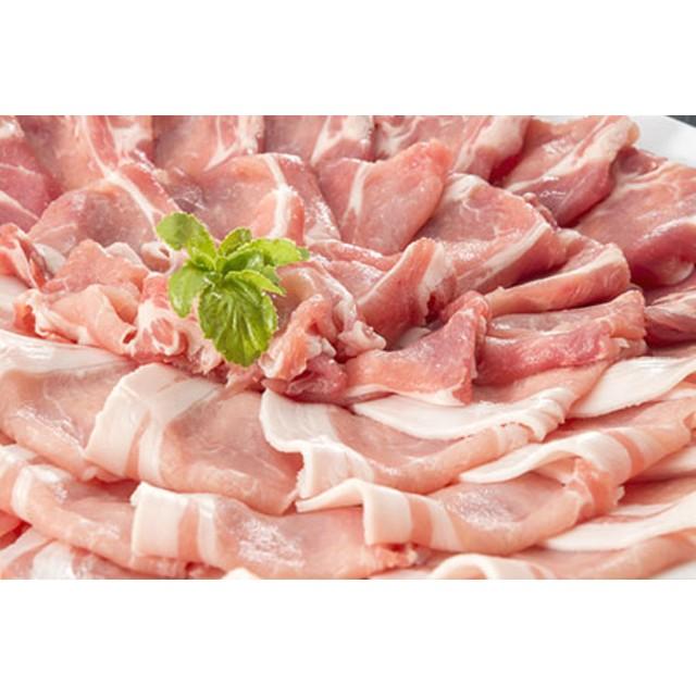 □【鹿児島県産】茶美豚 しゃぶしゃぶ用 & とんかつ用 900g